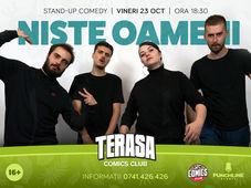 Stand-up comedy cu NișteOameni la ComicsClub!