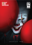 Lagoo Snagov: Halloween Drive in Festival – IT Chapter Two