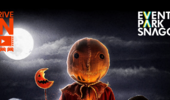Lagoo Snagov: Halloween Drive in Festival – Trick'r Treat