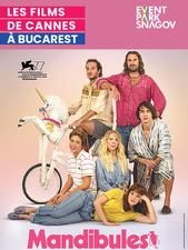 Lagoo Snagov:  Mandibules - Proiecție În Cadrul Les Films De Cannes À Bucarest