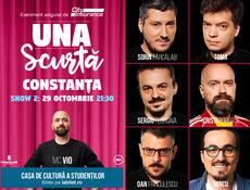 Constanța: Turneu National Emisiunea - Una Scurta Show 2