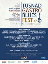 Tusnad Gastro Blues Fest