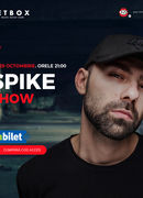 SPIKE - IN CONCERT Live on Netbox