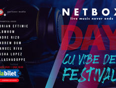 NETBOX DAY Live - Cu Vibe de Festival