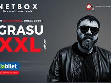 GRASU XXL - IN CONCERT Live on Netbox