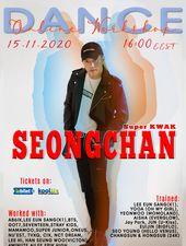 Seongchan - Super Kwak (Peace Maker Director) - Online Class Dance K-Pop Workshop