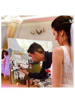 Pictura eveniment- imortalizeaza evenimentul important din viata ta intr-un tablou