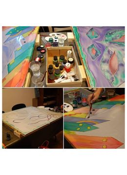 Curs de arta pentru copii - Experimenteaza de acasa