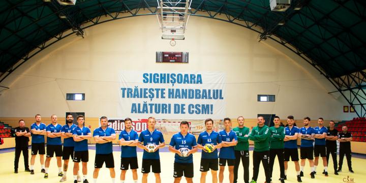 Turneu Divizia A – Handbal Masculin - CSM Oradea – CSM Sighisoara