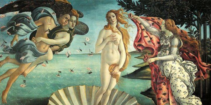 Arta Renaşterii italiene: Botticelli, Leonardo da Vinci, Michelangelo