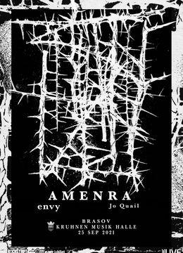 Brasov: Amenra [BE] / envy [JP] / Jo Quail [UK]