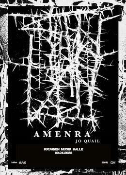 Brasov: Amenra [BE] / Jo Quail [UK]