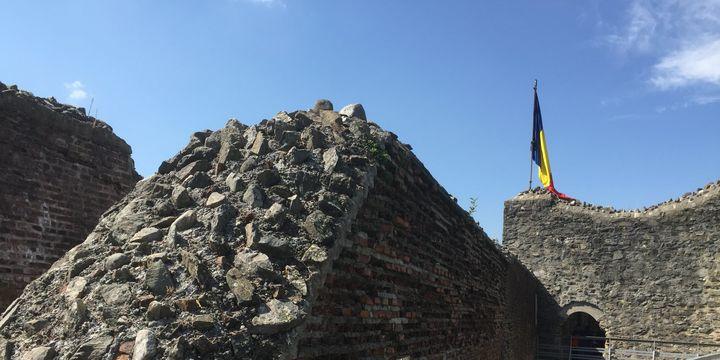 Vizitare Cetatea Poenari