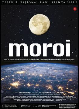 Moroi - Regia Alexandru Dabija @TNRS - Scena Digitala