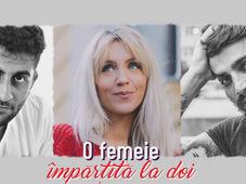 """Super comedia """"O femeie împărțită la doi"""" - transmisiune online"""