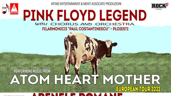 Concert Pink Floyd Legend