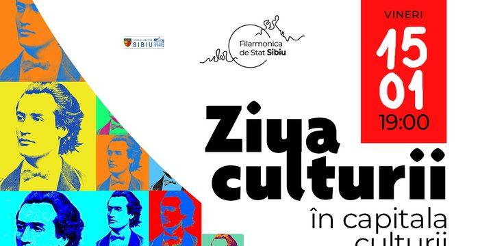 Sibiu: Ziua Culturii în Capitala Culturii