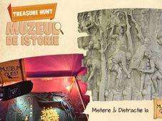 Museum Quest: Treasure Hunt la Muzeul de Istorie