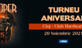 Cluj-Napoca: Trooper - Turneu aniversar
