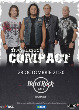 Concert Compact & Paul Ciuci