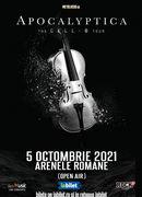 Apocalyptica in concert la Bucuresti
