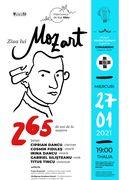 Sibiu: Ziua lui Mozart - 265 de ani de la naștere