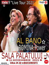 Concert Al Bano & Romina Power Live Tour