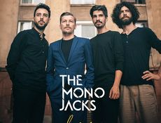 The Mono Jacks – livestreaming. Concert aniversar Gloria
