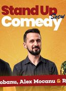 Stand up comedy la Club 99 cu Andrei Ciobanu, Alex Mocanu & Raul Gheba