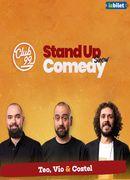 Stand up comedy la Club 99