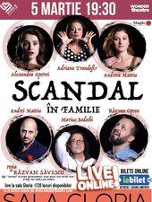 Scandal în familie