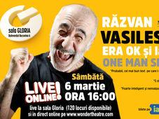 Razvan Vasilescu - Era OK si la 60 @ Sala Gloria
