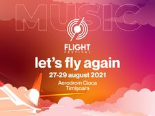 Timisoara: Music at Flight Festival 2021