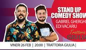 Ploiesti: Stand Up Comedy | Gabriel Gherghe & Edi Vacariu