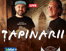Ramnicu Valcea: Concert Țapinarii in Aby Stage Bar