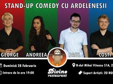 Zalău: Stand-up Comedy cu Ardeleneșii