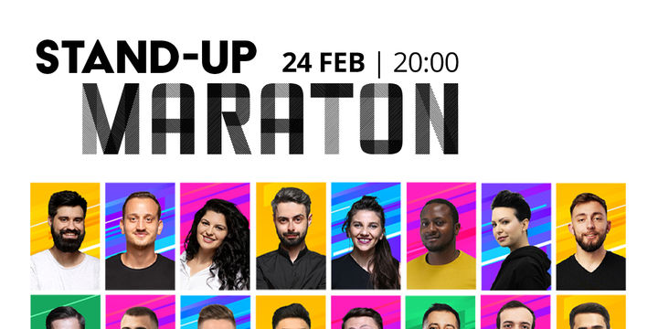 The Fool: Stand-up comedy - Maraton