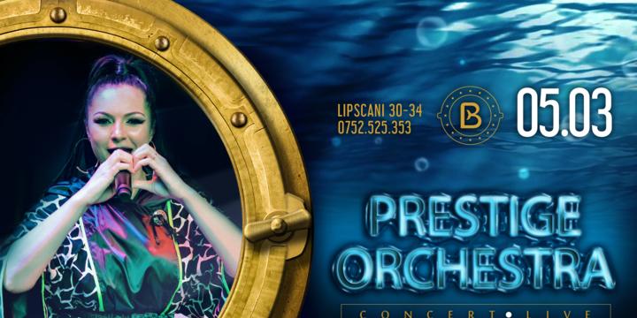 Prestige Orchestra in Submarin