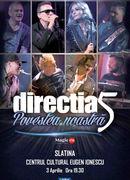 Slatina: Concert Directia 5 - Povestea Noastra - Show 2