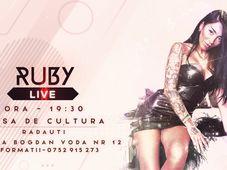 Radauti: Ruby Live!