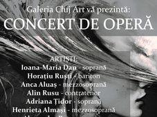 Cluj Art: Concert de Opera
