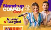 Stand-up comedy cu Anisia & Serghei la Club 99