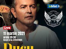 Ramnicu Valcea: Concert Ducu Bertzi in Aby Stage Bar