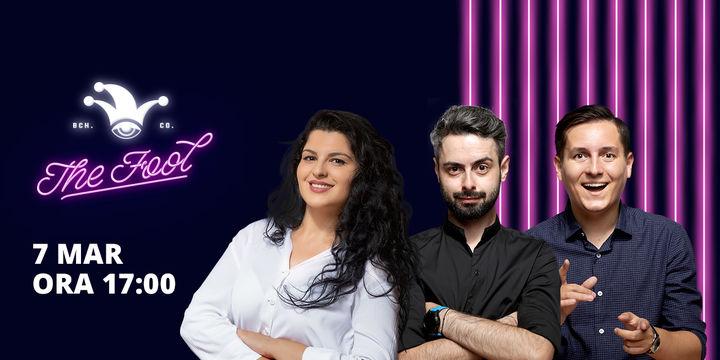 The Fool: Stand-up comedy cu Bucălae, Tănase și State