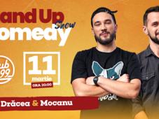 Mocanu si Dracea show la Club 99