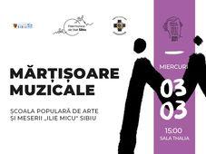 Sibiu: Mărțișoare muzicale