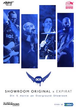 OCS – Showroom Original x Expirat