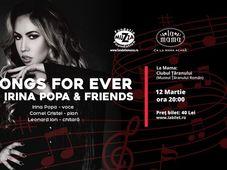 Concert Irina Popa & Friends la La Mama - Clubul Țăranului