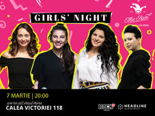 The Fool: Stand-up comedy Girls Night cu State, Calița, Voineag și Teodora