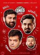 Stand-up cu Natanticu, Toma si Raul la ComicsClub!
